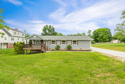 Knoxville Single Family Home For Sale: 307 Taylor Rd