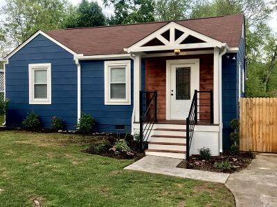 Knoxville Single Family Home For Sale: 2300 Brice St