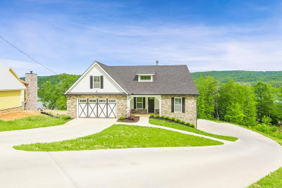 Anderson County, Campbell County, Claiborne County, Grainger County, Union County Single Family Home For Sale: 1489 Hickory Pointe Lane