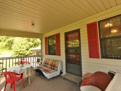 Monroe County Single Family Home For Sale: 1409 Big Creek Rd.