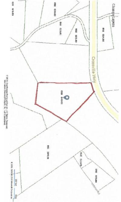Residential Lots & Land For Sale: 8ac Crossville Hwy