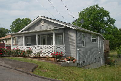 Knoxville Single Family Home For Sale: 3715 Decatur Drive