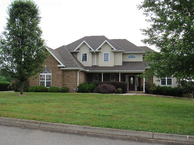 Sevier County Single Family Home For Sale: 336 Front Runner Lane