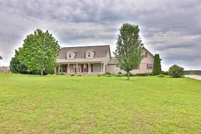 Lenoir City Single Family Home For Sale: 2098 Misty Ridge Drive