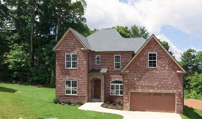 Knoxville Single Family Home For Sale: 8519 Flowering Peach Lane