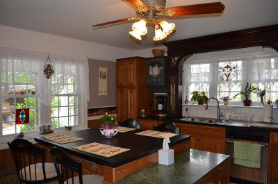 Single Family Home For Sale: 1192 Webster Valley Rd