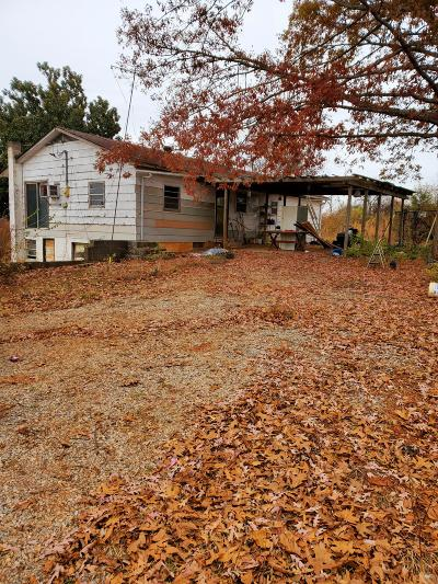 Greenback Single Family Home For Sale: 2111 Crumley Rd