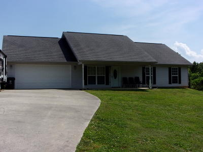 Maryville Single Family Home For Sale: 6326 Oris Miller Rd