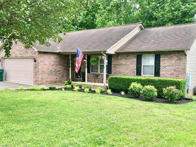 Maryville Single Family Home Pending - Continue To Show: 235 Merganser Lane