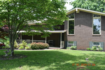 Knoxville Single Family Home For Sale: 7711 Scenic View Drive
