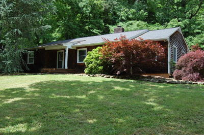 Knoxville TN Single Family Home For Sale: $187,200