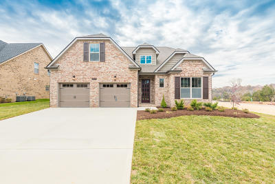 Knoxville Single Family Home For Sale: 2322 Hickory Crest Lane