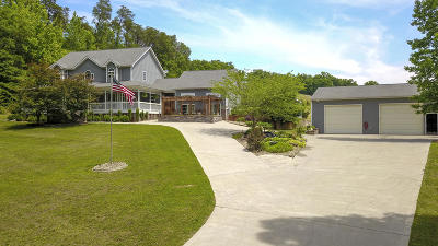 Maryville Single Family Home For Sale: 2320 Culverts Cove Rd.