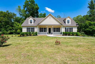 Strawberry Plains Single Family Home For Sale: 342 N Wooddale Rd