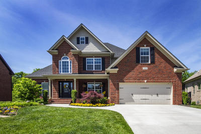 Knoxville Single Family Home Pending - Continue To Show - I: 2231 Muddy Creek Lane
