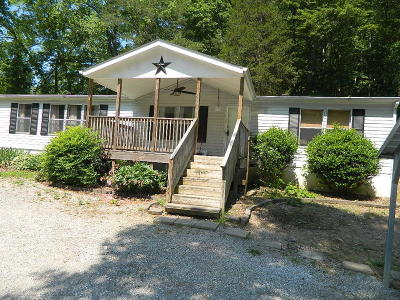 Anderson County Single Family Home For Sale: 649 Old Lake City Hwy