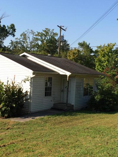 Knoxville TN Single Family Home For Sale: $119,900