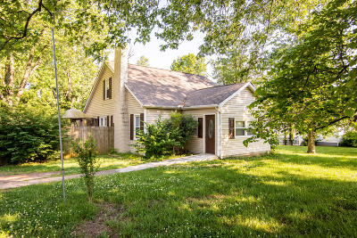 Maryville Single Family Home For Sale: 1818 Old Niles Ferry Rd