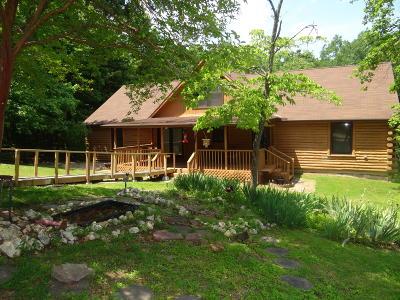Loudon Single Family Home For Sale: 361 Lawhon Farm (3.6 Acres) Rd