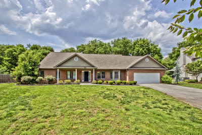 Knoxville Single Family Home For Sale: 1909 Northshore Hills Blvd
