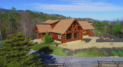 Sevierville Single Family Home For Sale: 2418 Smoky Vista Way