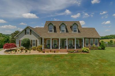 Maryville Single Family Home For Sale: 4163 Benny Delozier Drive