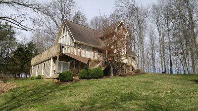Lafollette Single Family Home For Sale: 121 Deer Run Circle