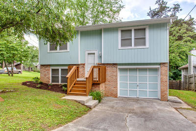 Knox County Single Family Home For Sale: 1613 Woodpointe Drive