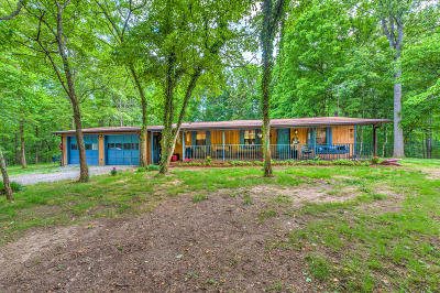 Anderson County, Campbell County, Claiborne County, Grainger County, Union County Single Family Home For Sale: 1235 Sequoyah Rd