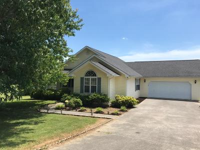 Greenback Single Family Home For Sale: 4936 Morganton Rd