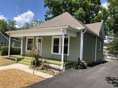 Knoxville Single Family Home For Sale: 2502 Harvey St