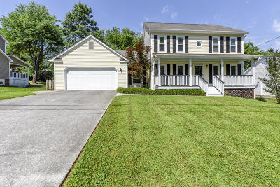 Knoxville Single Family Home For Sale: 9025 Colchester Ridge Rd