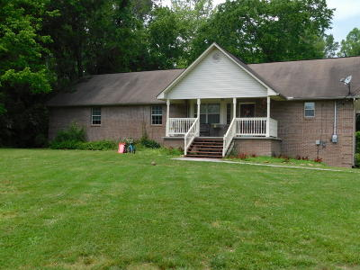 Knox County Single Family Home For Sale: 6801 Dantedale Lane
