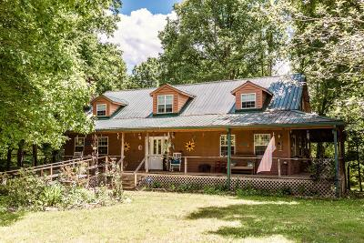 Single Family Home For Sale: 16159 Blue Springs Rd