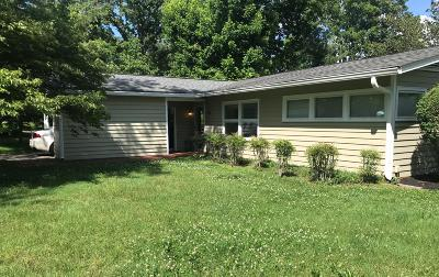 Knoxville Single Family Home For Sale: 816 NW Abington Lane
