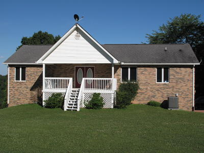 Lafollette Single Family Home For Auction: 419 Mariner Point Rd