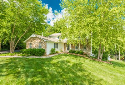Knoxville Single Family Home For Sale: 1503 Rudder Lane