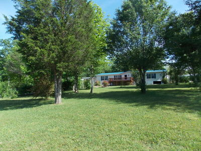 Crossville TN Single Family Home For Sale: $91,200