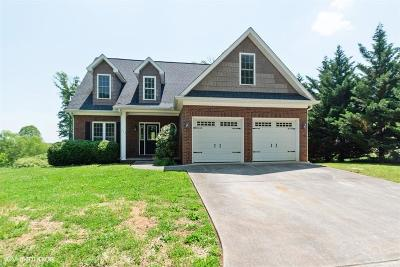 Lenoir City Single Family Home For Sale: 743 Green Meadows Lane