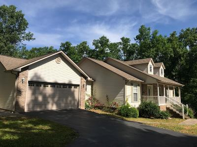 Crossville TN Single Family Home For Sale: $249,900