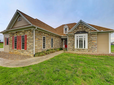 Grainger County, Hamblen County, Jefferson County Single Family Home For Sale: 2330 Wild Pear Tr