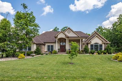 Fairfield Glade Single Family Home For Sale: 107 Hickory Ridge Ln