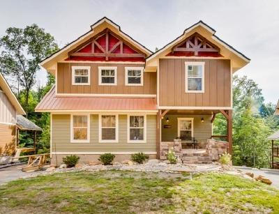 Gatlinburg Single Family Home For Sale: Lot 25 Destiny Way