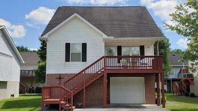 Pigeon Forge Single Family Home For Sale: 749 Plantation Drive