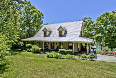 Meigs County, Rhea County, Roane County Single Family Home For Sale: 137 Moores Cabin Circle