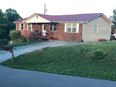 Tazewell Single Family Home For Sale: 1311 Nell St