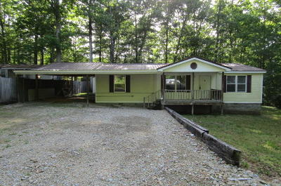 Crossville TN Single Family Home For Sale: $73,500
