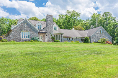 Anderson County, Campbell County, Claiborne County, Grainger County, Union County Single Family Home For Sale: 1420 Sharps Ridge Lane