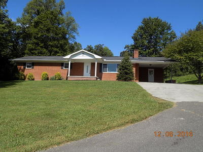 Anderson County, Campbell County, Claiborne County, Grainger County, Union County Single Family Home For Sale: 1549 N Charles G Seivers Blvd