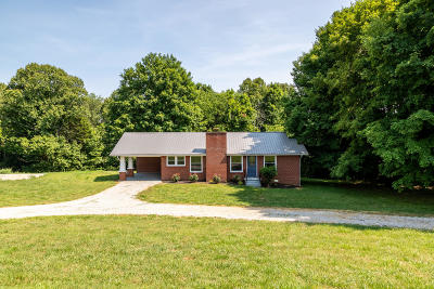 Lenoir City Single Family Home For Sale: 12600 E Lee Hwy